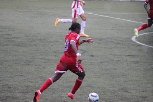 Stoke City Interested In 'Ironman'Jerbo