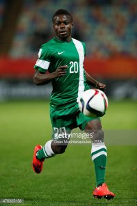 Moses Simon has been outstanding for the Eagles