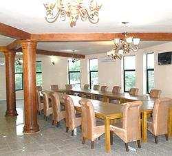 The Dining conference Area