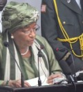 Pres. Sirleaf Delivered annual message