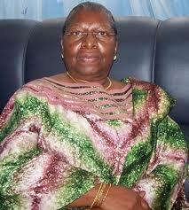 Miatta Beysolow former commerce minister