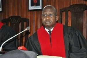 FG1 (Liberian Chief Justice Jailed Security Officer for  Contempt)