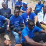 Liberia CDC achieve hunger strike in Monrovia