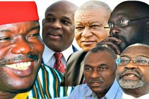 Why Liberia political parties lacked ideological bent?