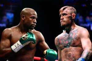 The Duel: Floyd Mayweather Vs. Conor McGregor