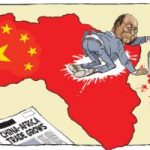 China is cheating Africa