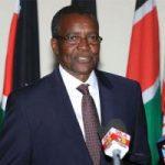 PHOTOS: KENYA CHIEF JUSTICE DAVID MARAGA