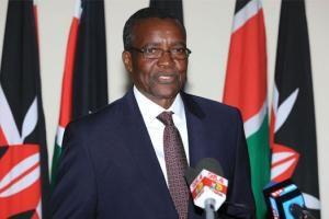 PHOTOS: KENYA CHIEF JUSTICE DAVID MARAGA