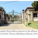 First Lady Dr. Grace Mugabe Buys  Exotic Mansion In Affluent Sanhurst