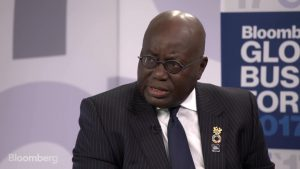 Pres. Addo: Africans are not beggars, wants trade not aid