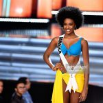 Miss Jamaica's afro that brought the house down