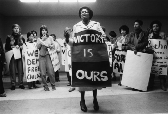 "Many articles have been written reflecting on five decades of historical experience — referred to as the 50th anniversary of the ""Year of Africa"" — since 17 African nations gained political independence. Yet few pay adequate attention to the indispensable role of women in the campaigns for national liberation and their continuing efforts in the present century."