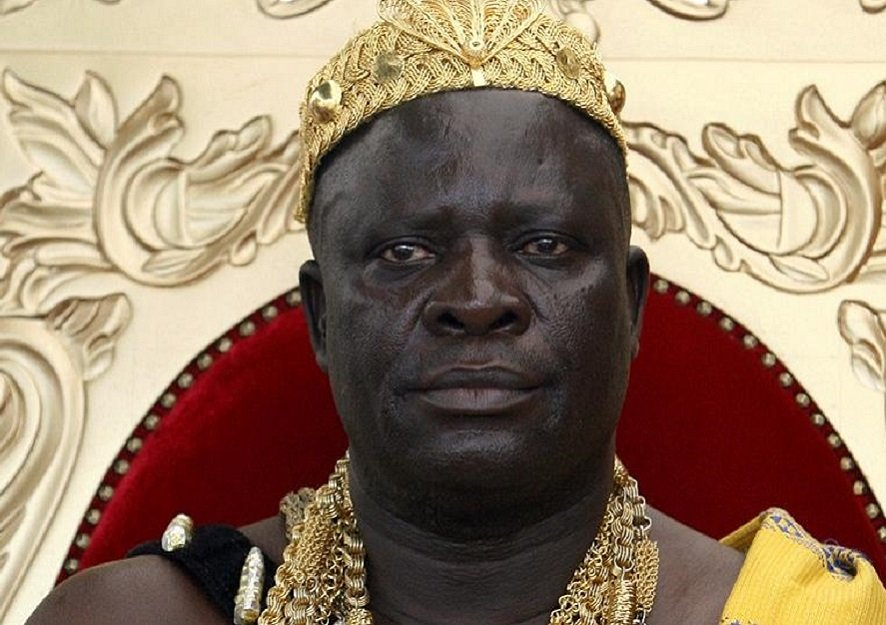 """Amon N'Douffou V of Sanwi in southeastern Ivory Coast, on Tuesday, pledged financial support towards rebuilding the iconic structure in Paris. """"I am in full consultation with my elders – we are going to make a donation for the rebuilding of this monument,"""" the traditional ruler said of the structure which he claimed played a huge part in his kingdom's history in the 17th century."""
