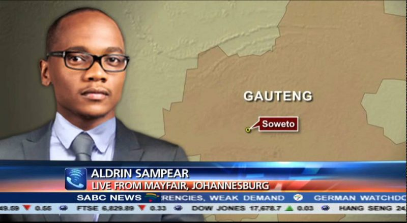 eNCA (DStv 403) is adding to its staffer ranks with Faith Daniels and Aldrin Sampear joining the South African TV news channel. Faith Daniels will join eNCA from June as national assignments editor, while Adrin Sampear joins eNCA as a reporter. Faith Daniels joined Kagiso Media two and a half years ago in January 2016 as head of news for its Jacaranda FM and East Coast Radio radio stations. Aldrin Sampear joins eNCA from the South African public broadcaster's SABC News division. on 11:43:00 AM Email ThisBlogThis!Share to TwitterShare to FacebookShare to Pinterest Labels: Aldrin Sampear, ENCA, Faith Daniels Newer Post Older Post Home Search This Blog
