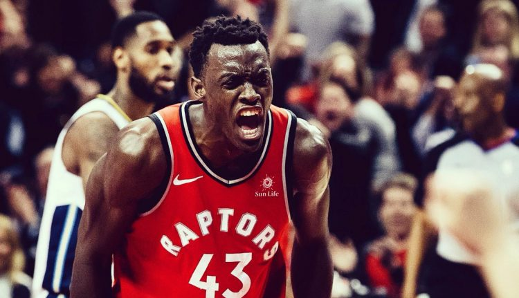 There is still much for Siakam to improve in his game — the Warriors have harassed him into a couple of untimely turnovers, and they were likely to foist all-defensive team forward Draymond Green on him more often. But having already dealt with the defence of Philadelphia's Joel Embiid and Milwaukee's Giannis Antetokounmpo in the last two rounds of the playoffs, it's not going to rattle Siakam.