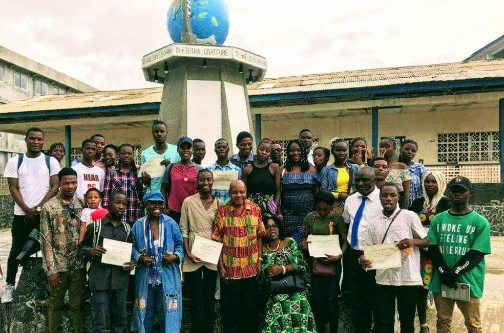 Dr. Patricia Wesley Certificates, Awards Young Writers