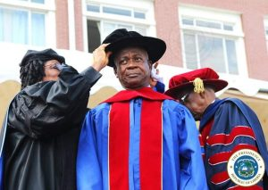 About a day ago, the 15th President of the University of Liberia was inaugurated in a historic ceremony held at the Fendall Campus. Dr. Julius Julukon Sarwolo Nelson seems ready to efficaciously pilot this flight. As I sat keenly listening to Dr. Nelson outlining a number of reforms his administration is prepared to undertake, his power-packed inaugural address reawakened lost hope. His speech arouse resounding claps and cheers at different intervals. The tasks ahead are herculean but Dr. Nelson has promised to confront them through real vision and concrete action. Is UL en route to Renaissance?