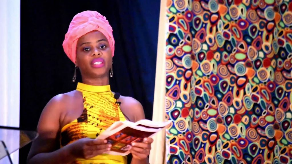 """Ms. Golakai and her co-winners, Gloria M. Odari, Parselelo Kantai, and Nnamdi Oguike will each receive a grant of €18,000 to allow them to take a year off to finish the Spectral novel. """"Spectral is a terrifying examination of the tensions between freedom and social order. It will have speculative fiction themes: fantasy, science fiction, horror, magical realism. I love mixing science with fantastical and unknown,"""" Ms. Golakai said about the upcoming book."""