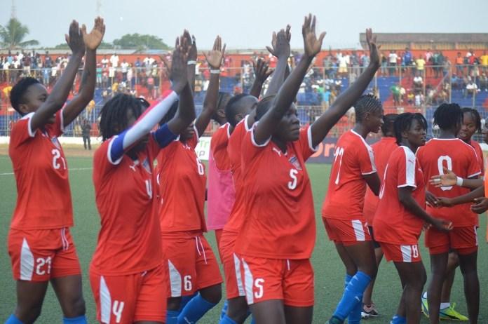 2020 FIFA U20 Women's World Cup Qualifiers: Liberia 3-0 Guinea