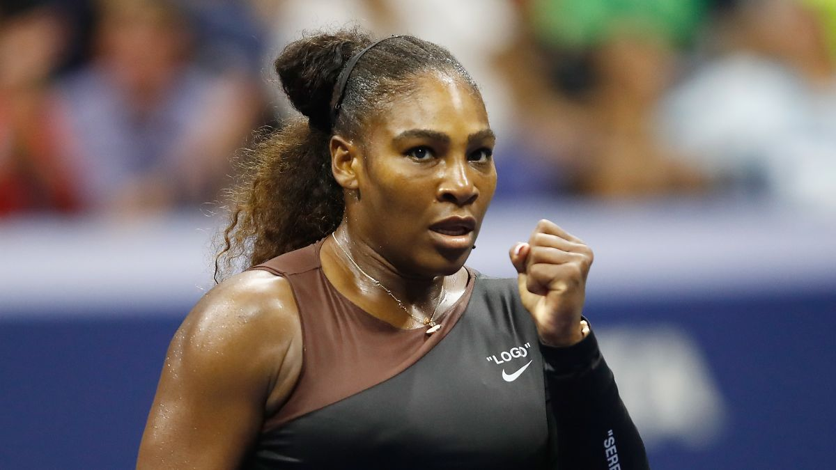 Williams won 12 Grand Slam titles over the past decade — no woman has won more than three over the past 10 seasons — and spent more than three years straight at the top of the WTA rankings. She became the oldest No. 1 player in WTA history, too, and tied Steffi Graf's record for most consecutive weeks at the top.
