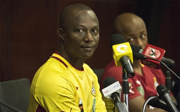 """Appiah was on a $35,000 per month contract following his second coming as coach of the national team. According to him, Kurt Okraku led administration wanted him out due to the lack of communication concerning his contract. """"When you are working and the people in charge are not telling you anything, it obviously means that they want you out of the job,"""" Appiah told Nhyira FM."""
