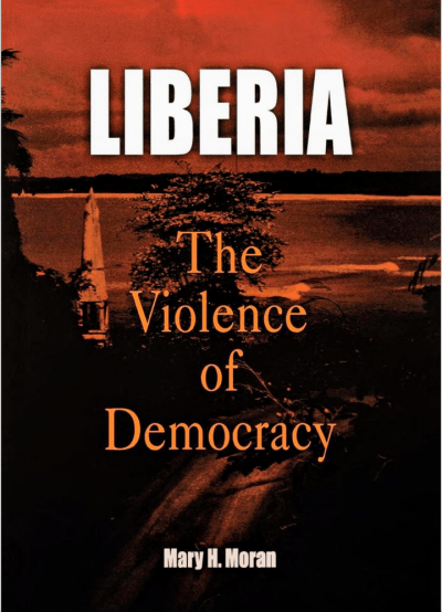 Moran has interesting passages on the social institutions of southeastern Liberia and on understandings of elections, but her general argument is less than fully persuasive. This is so not least because it is based on memories of Liberia as it was more than twenty years ago and on a reading of Glebo political institutions that, while instructive, is predicated on a liberal view of society whose applicability to Liberia is not beyond question.
