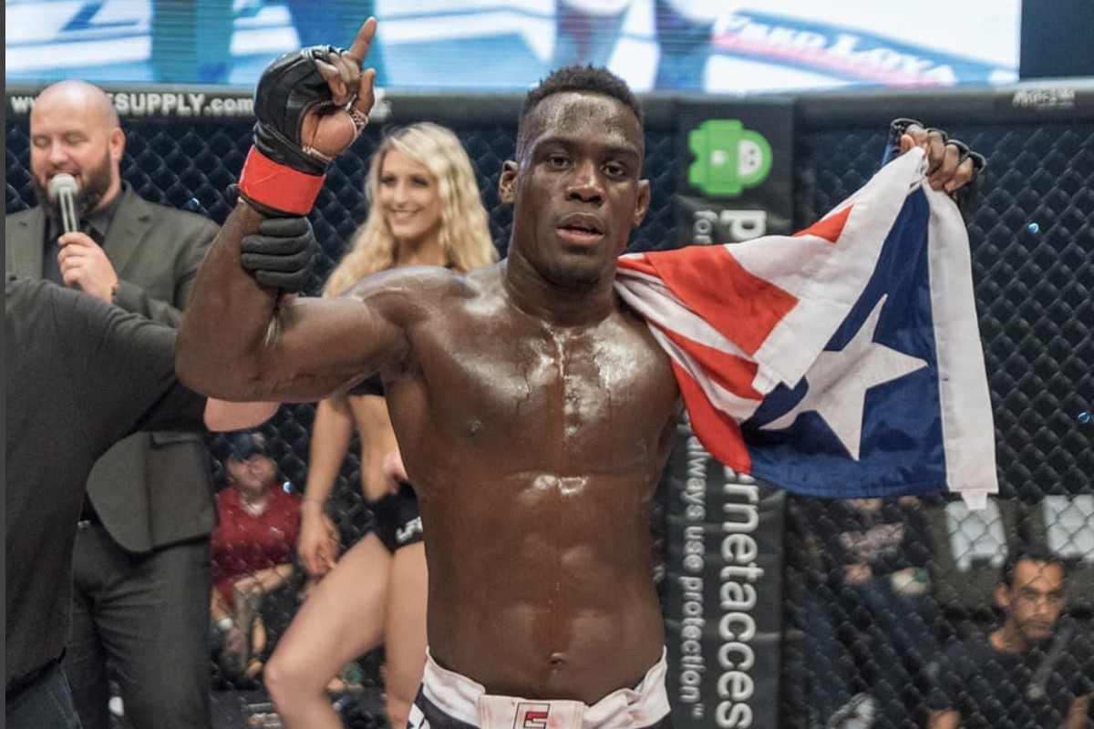 "Four years ago, Richardson will admit he wasn't truly prepared for that level of competition. Now he's ready to swim with the sharks. ""I've proven that I can handle competing against the best in the world,"" Richardson said. ""In GLORY, I was facing some of the best in the world at what they do. If the UFC is the next opportunity for me, you know I'm going to take that shot. ""Regardless if you're undefeated or you're a champion if you fight me you're going to know you're in a fight. Cause I don't give anything to anybody easy."""