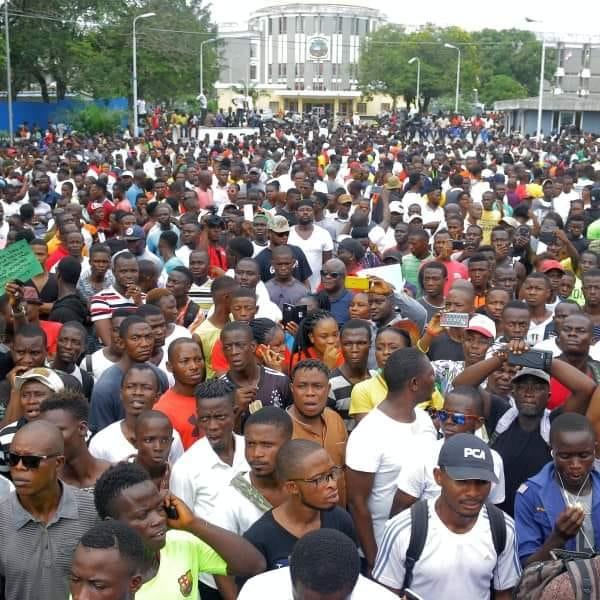 My Heart Bleeds For My Grieving Homeland, Liberia