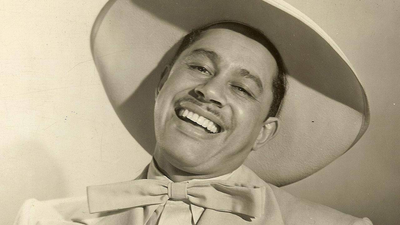 """Calloway was the first African-American musician to sell a million records from a single song. In 1993, Calloway received the National Medal of Arts from the United States Congress. He posthumously received the Grammy Lifetime Achievement Award in 2008. His song """"Minnie the Moocher"""" was inducted into the Grammy Hall of Fame in 1999 and added to the Library of Congress' National Recording Registry in 2019. He is also inducted into the Big Band and Jazz Hall of Fame and the International Jazz Hall of Fame.10."""