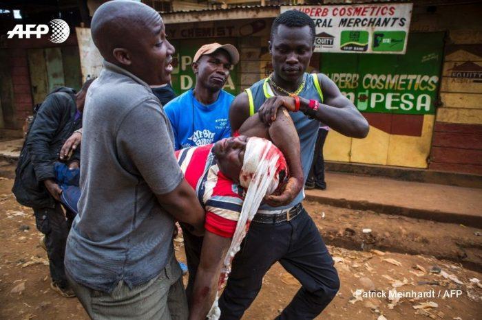 kenya election /afp