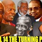 april 14th, liberia