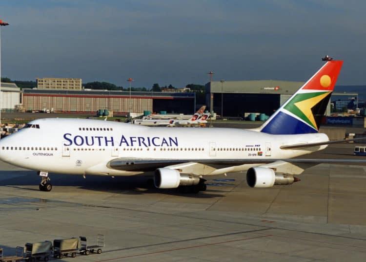 south african airways /kenyanwallstreet