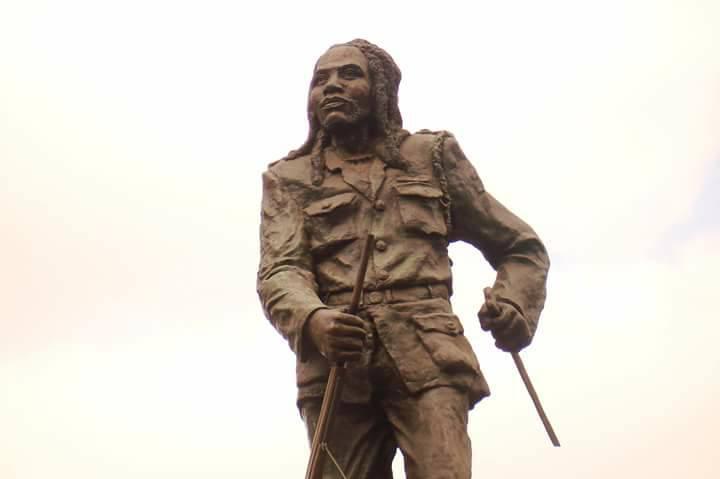Dedan KIMATHI: African Nationalist: Iron&Blood