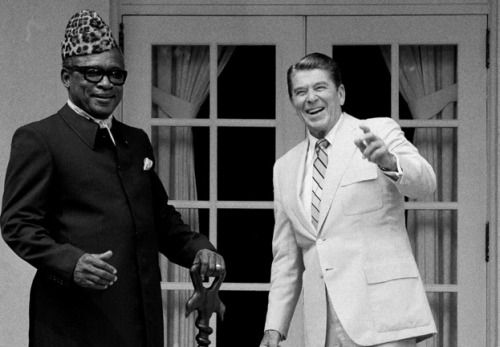 """The two were discussing the Tanzanian delegation's reaction to the vote after delegates danced in the chamber. """"To watch that thing on television, as I did, to see those, those monkeys from those African countries – damn them, they're still uncomfortable wearing shoes!"""" Reagan tells Nixon, who erupts in laughter. The recording was first published inthe Atlanticmagazine in an article written by Tim Naftali, who directed the Richard Nixon Presidential Library and Museum from 2007 to 2011."""