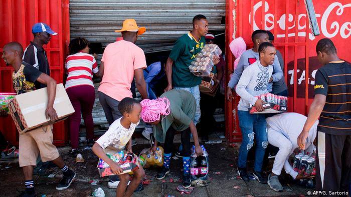 """""""Having gone through the first phase without any remorse or practical action to end xenophobic attacks in South Africa, we wish to announce that Nigerian students have decided to take on South Africans same way they are doing to our people. We have seen the helplessness of the South African government in reining in their citizens and wish to condemn in unambiguous terms the continued pampering of those involved. Every nation has own internal crisis hence no citizen of other nation should be sacrificed for criminal activities of South Africans or any other."""