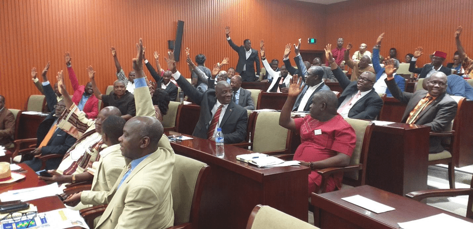 "Sources say Representatives Mariamu Fofana of Lofa County, Samuel Enders of Montserrado County and George Boley of Grand Gedeh County have already received their checks. One lawmaker, who asked not to be named, said the money was taken from the House of Representatives' annual budget and used as leverage against them to sign the resolution. ""This money is not from the Executive budget; it is our own money. But the Executive decided to hold on to our just benefits until the resolution was signed,"" the lawmaker said. ""It was intended to hold us under duress until the resolution was signed."""