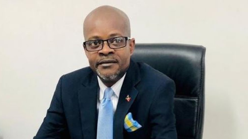 """If my work in the Senate isn't enough to get me re-elected then that it is the decision of the people of Montserrado County,"" he said. Dillon was elected last year to fill a vacancy created in the Senate following the death of Geraldine Doe-Sheriff who died as a result of prolonged illness.  Culled Henry Karmo/FPA"