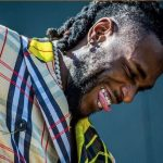 His 19 track album, 'African Giant,' was nominated alongside music heavyweights including Angelique Kidjo and Altin Gun. He follows in the footsteps of Femi and Seun Kuti, (the sons of legendary musician, Fela Kuti) King Sunny Ade and other Nigerian music stars. It has been a standout year for Burna Boy, (real name Damini Ogulu) who has won a string of awards and sold out venues across the globe. It's all a far cry from when he was yet to attain global fame and his Coachella billing apparently displeased him.