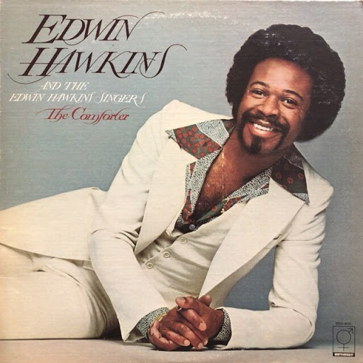 Hawkins was born in Oakland, California, in 1943. He too is now dead. In 1967, he and Betty Watson co-founded the Northern California State Youth Choir of the Church of God in Christ with 46 singers ages 17 to 25. In a time of eight-track recorders, they used a two track recorder in the church and eventually made 500 copies of their albumn, featuring Dorothy Combs Morrison as female lead. They recorded the album Let Us Go into the House of the Lord, 1968, at the Ephesian Church of God in Christ in Berkeley, California