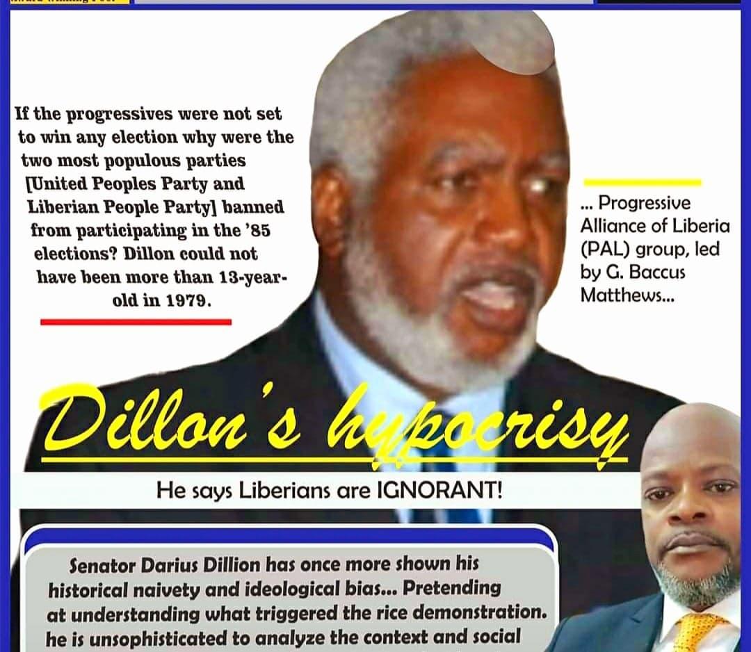 progressives , dillion