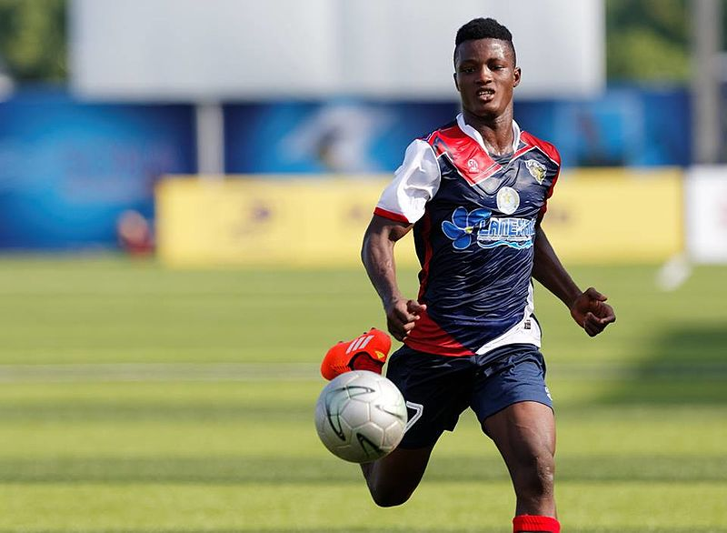 Abu Kamara, Liberia Sports Online
