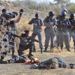 marikana massacre /the independent
