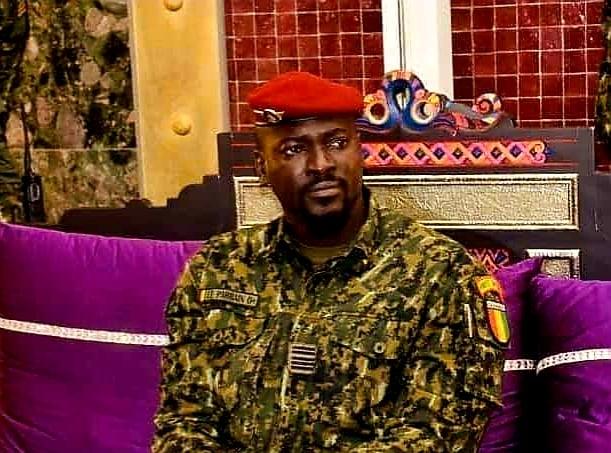 Colonel Mamady Doumbouya